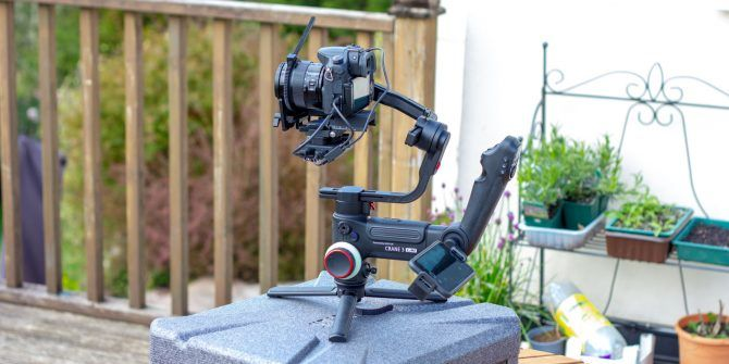 The One DSLR Accessory You Should Buy: Zhiyun Crane 3 Lab