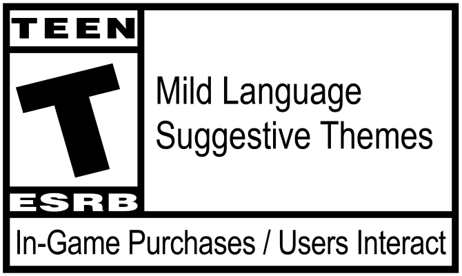 ESRB Rating Box