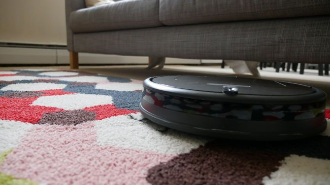 Most Powerful Robot Vacuum Yet, But Is It Good Enough? Roborock E35 Review Roborock Xiaowa E35 Cleaning in Action