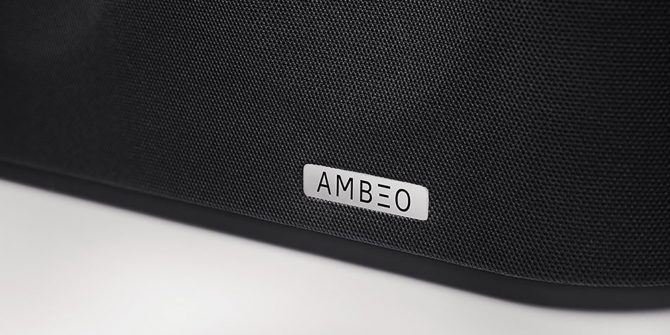 Sennheiser Reinvents the Soundbar With AMBEO