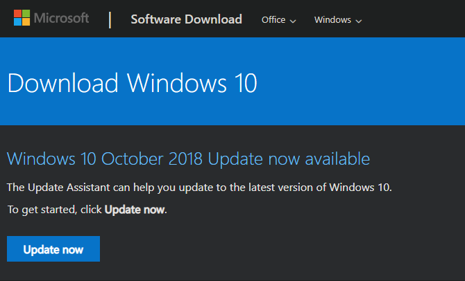 Windows 10 Download Latest Version