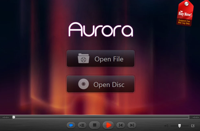 aurora media player