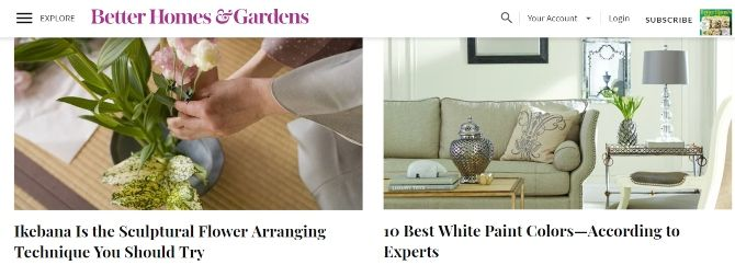 Better Homes Gardens Interior Design Courses Free Online