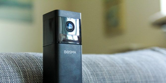 Bosma X1 Review: A Decent Indoor Security Cam That Lacks Polish