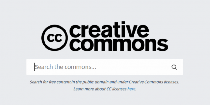 CC Search Helps You Find Creative Commons Images