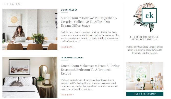 Coelley Interior Design Blog