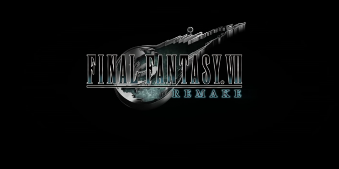 Square Enix Reveals Final Fantasy VII Remake Trailer