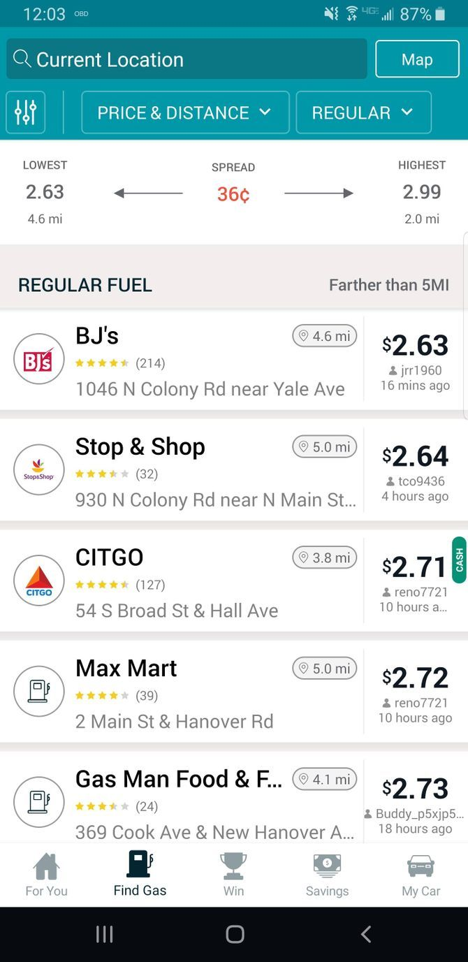 7 Thrifty Android Apps to Save Money on Car Expenses