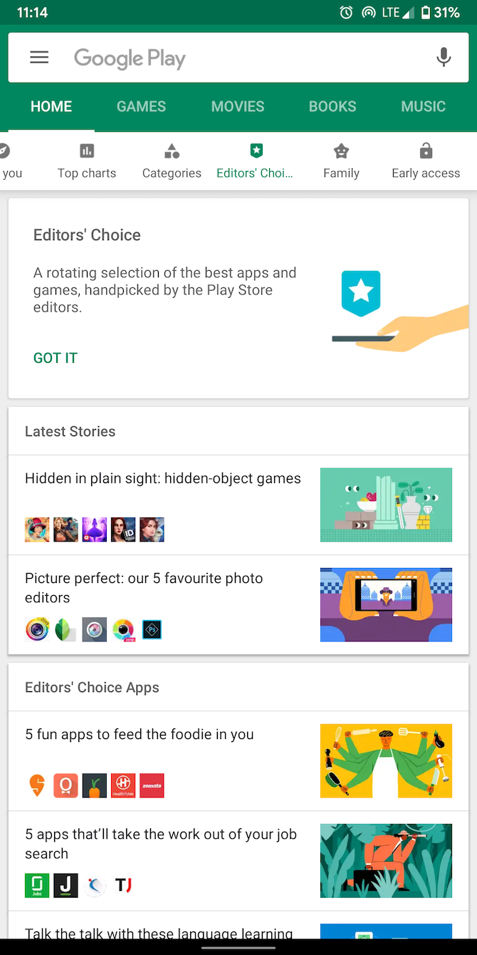 How To Access Google Play Store App