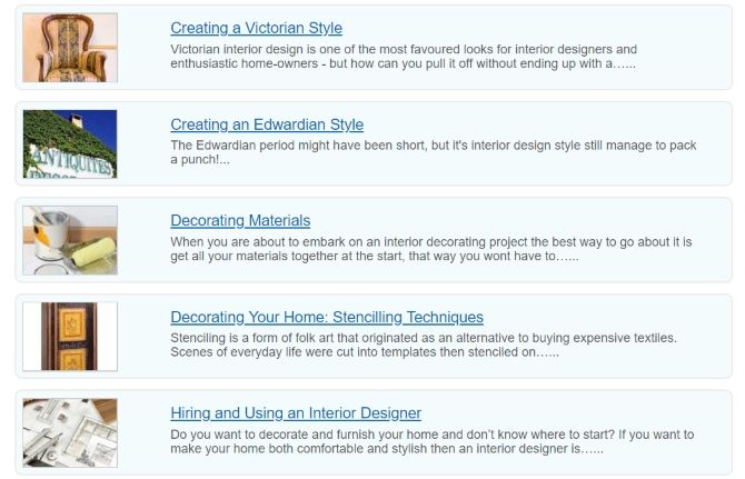 HomeStyleExpert Interior Design Courses Online Free
