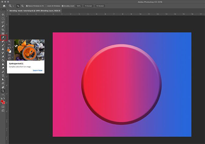 How to Create a Custom Color Palette in Photoshop Eyedropper Tool