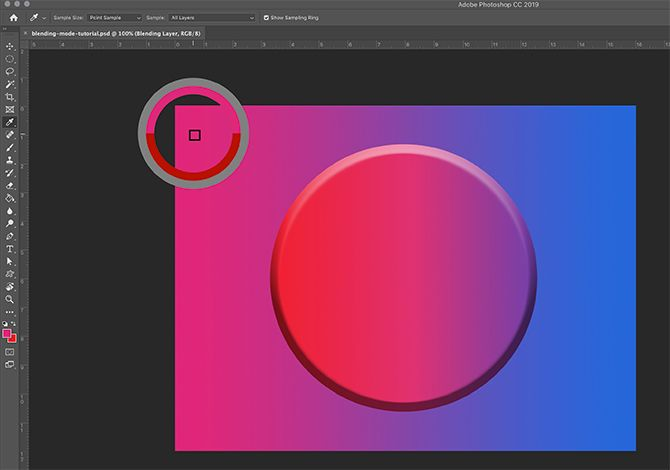 How to Create a Custom Color Palette in Photoshop Sample a Color