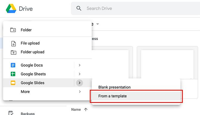 How to Create a Presentation in Google Slides