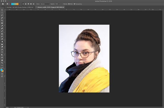 How to Make Digital Photo Frame Photoshop Add Your Picture