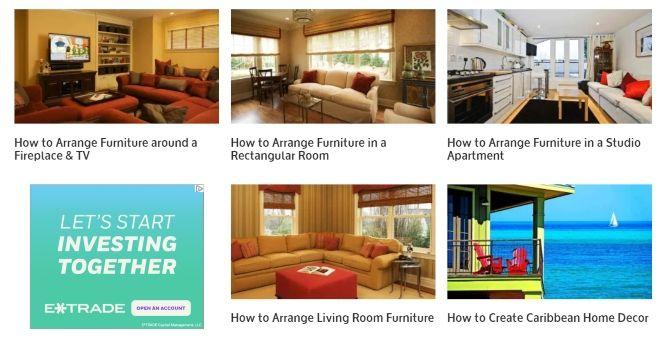 Online Interior Design Workshops
