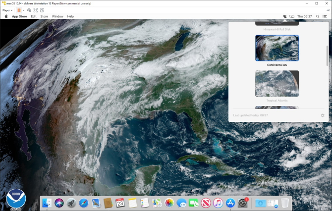 macos apps on windows 10 satellite background
