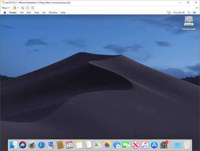 macos apps on windows 10