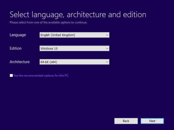 اضبط اللغة الصحيحة لنظام Windows 10