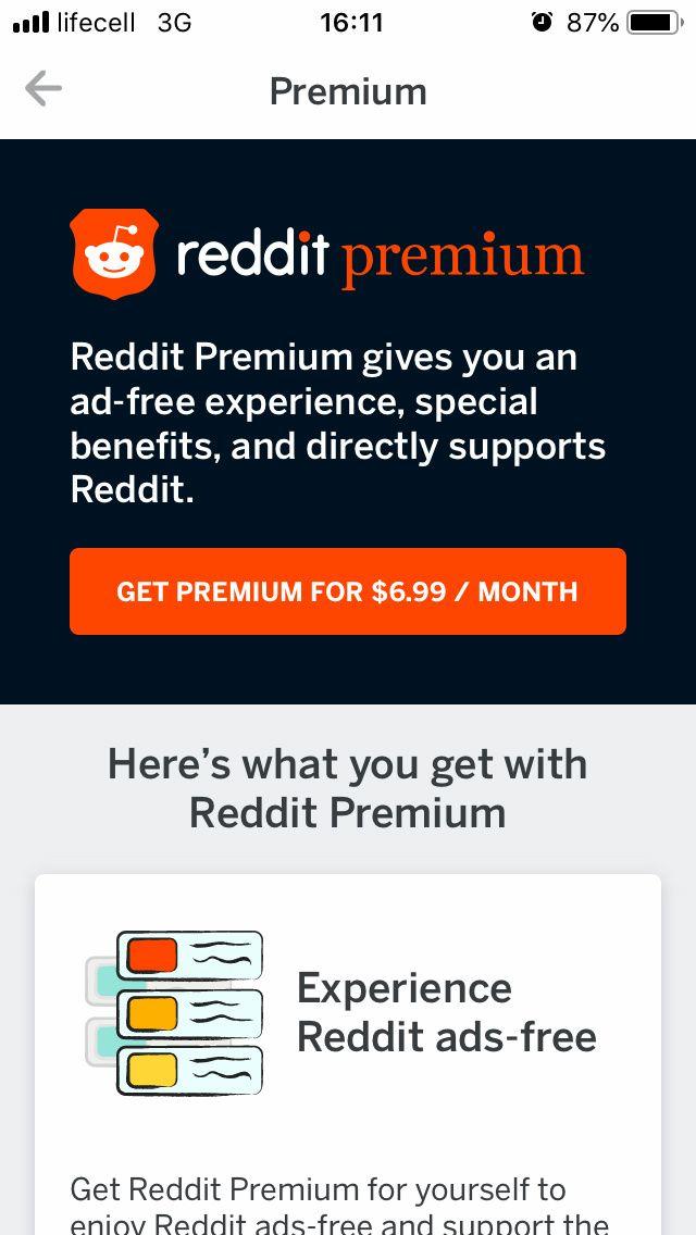 Reddit gold explained
