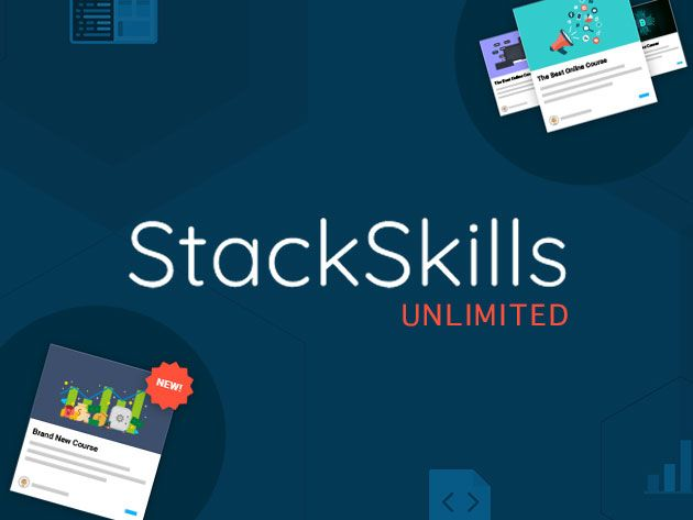 Unlock 500+ Premium Courses on Coding, Design, and Marketing With StackSkills