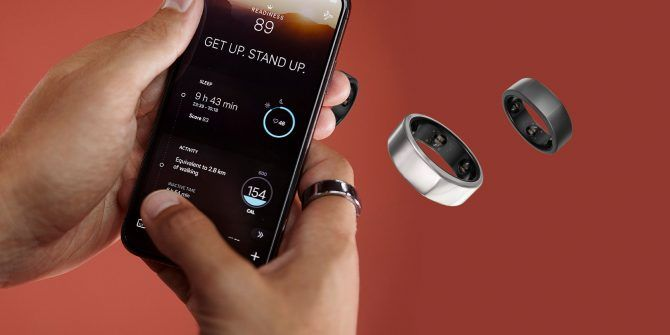 8 Smart Rings With Fitness or Mouse Features