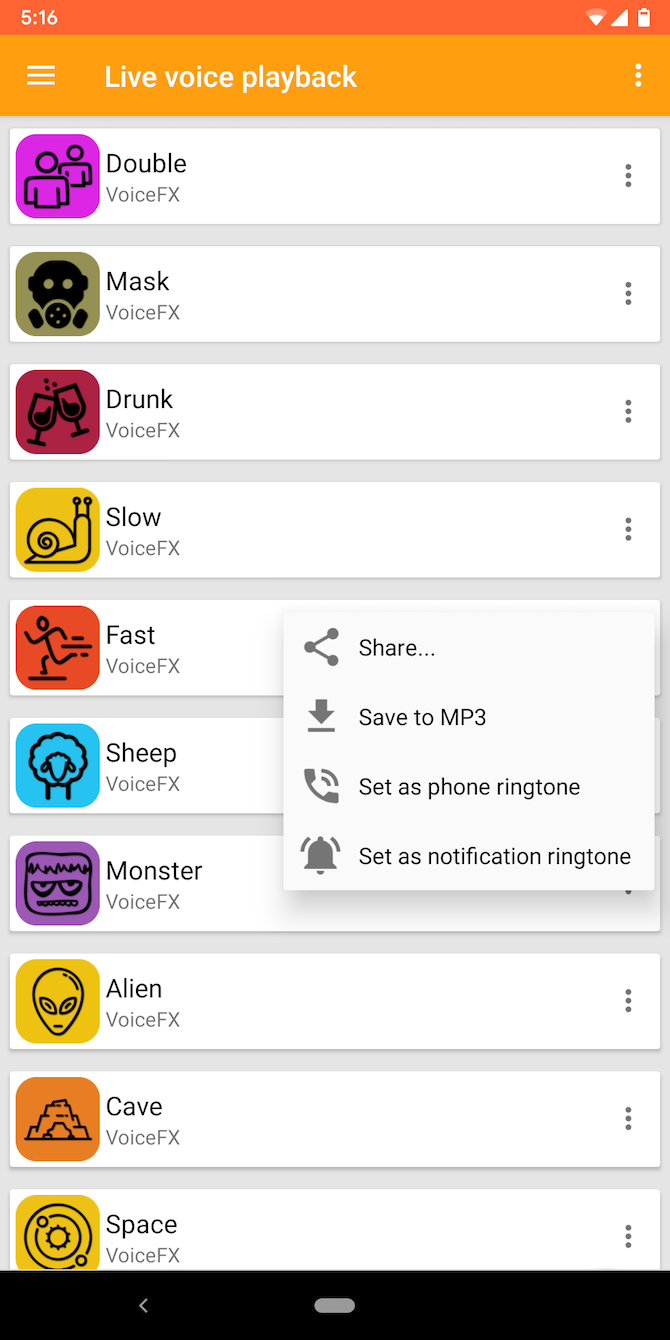 6 Entertaining Voice Changing Apps for Android