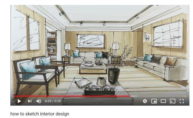 Best Online Interior Design Course