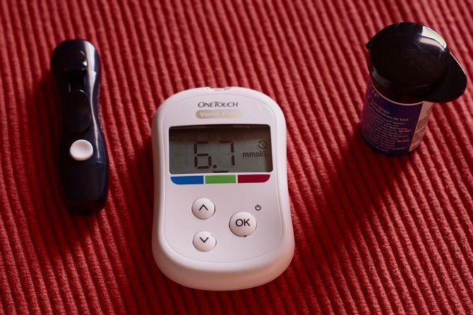 diabetic test kit glucose insulin