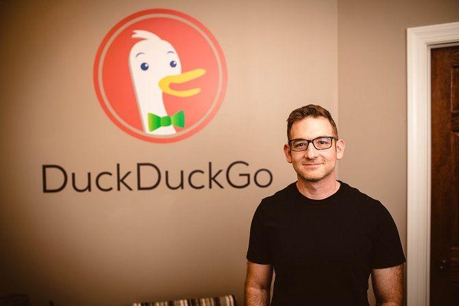 Press Shot of DuckDuckGo CEO Gabriel Weinberg