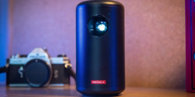 Anker's Nebula Capsule 2 Is the BEST Portable Projector We've Ever Used