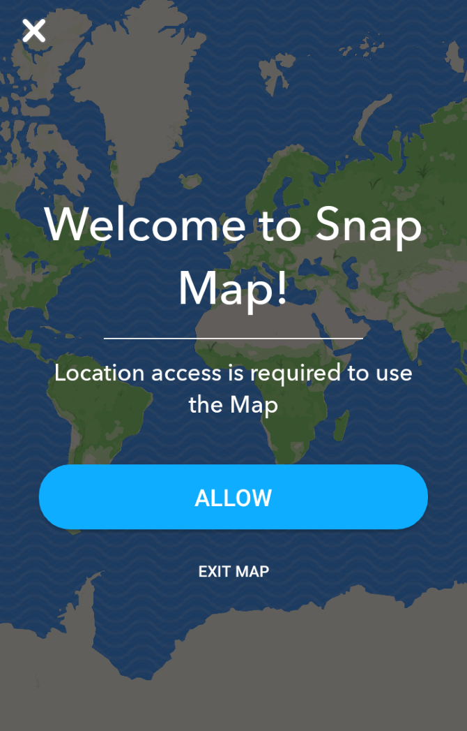 How to Use the Snapchat Map AKA Snap Map