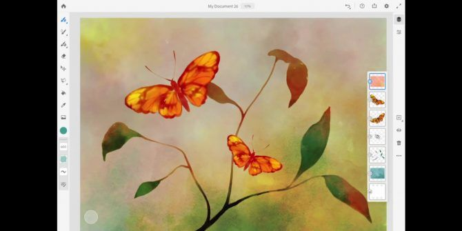 Adobe Reveals Fresco, Its New iPad Drawing App