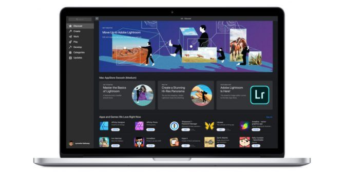 Adobe Lightroom Is Now Available on the Mac App Store