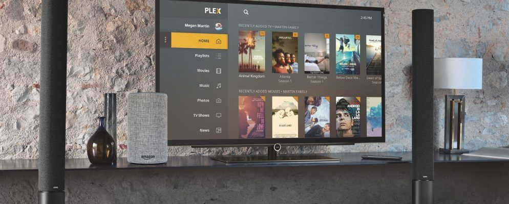 How to Control Plex Using Amazon Alexa