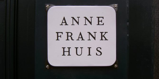 Google Now Helps You Learn About Anne Frank