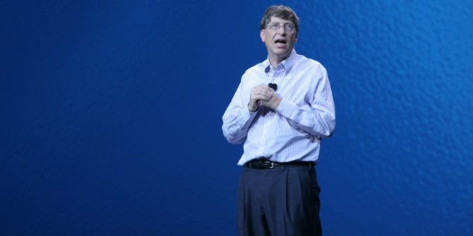 "Bill Gates Reveals His ""Greatest Mistake Ever"""