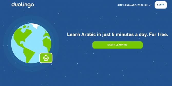 You Can Now Learn Arabic Using Duolingo