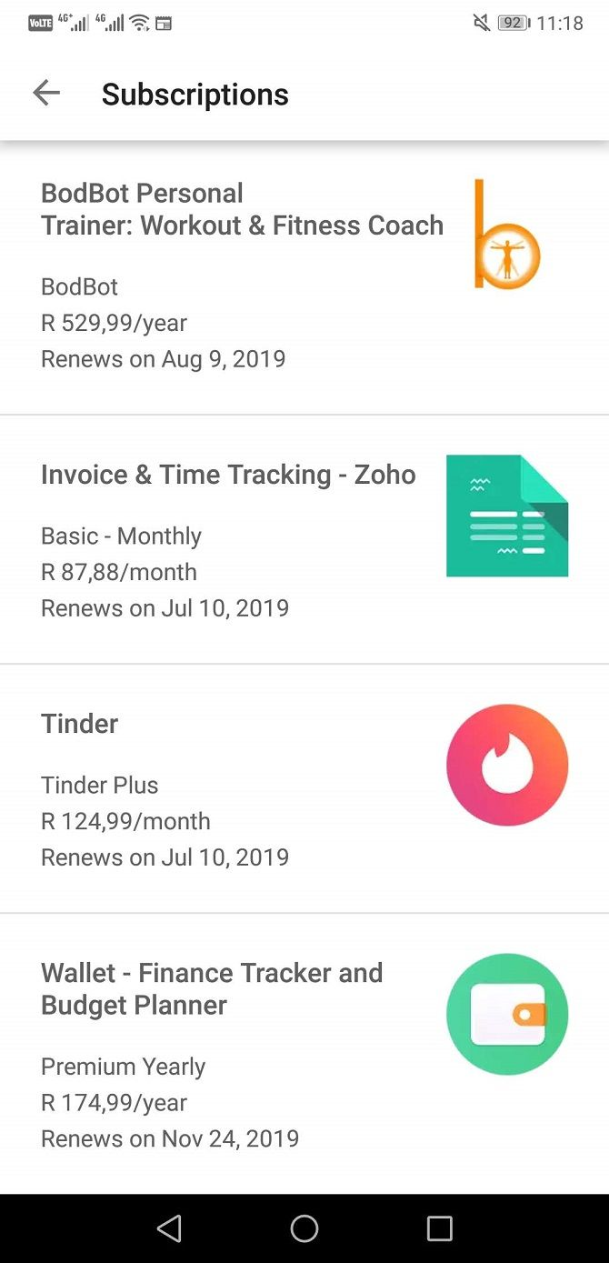delete tinder app and reinstall