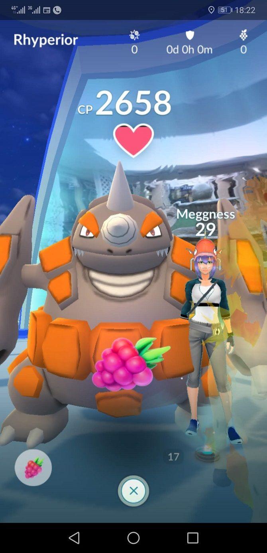 Pokemon Go Nearby Pokemon