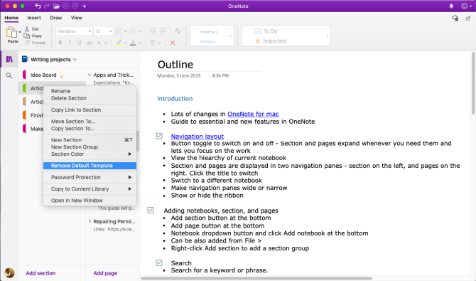 How To Download Onenote Notebook mac