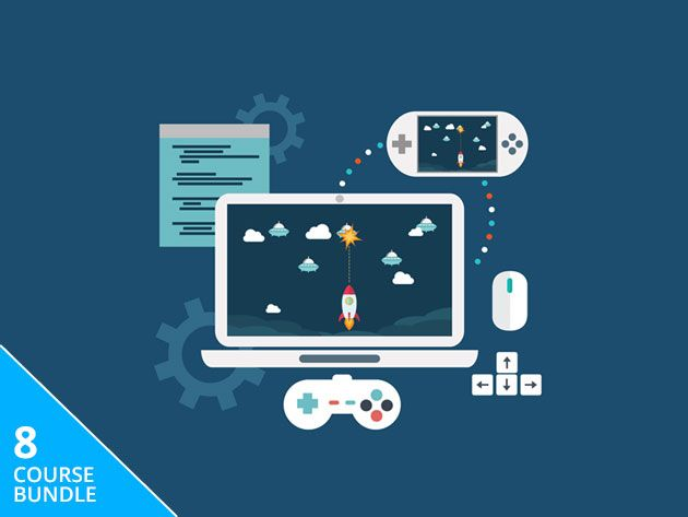 Learn HTML5 Game Development From Scratch With This $25 Bundle