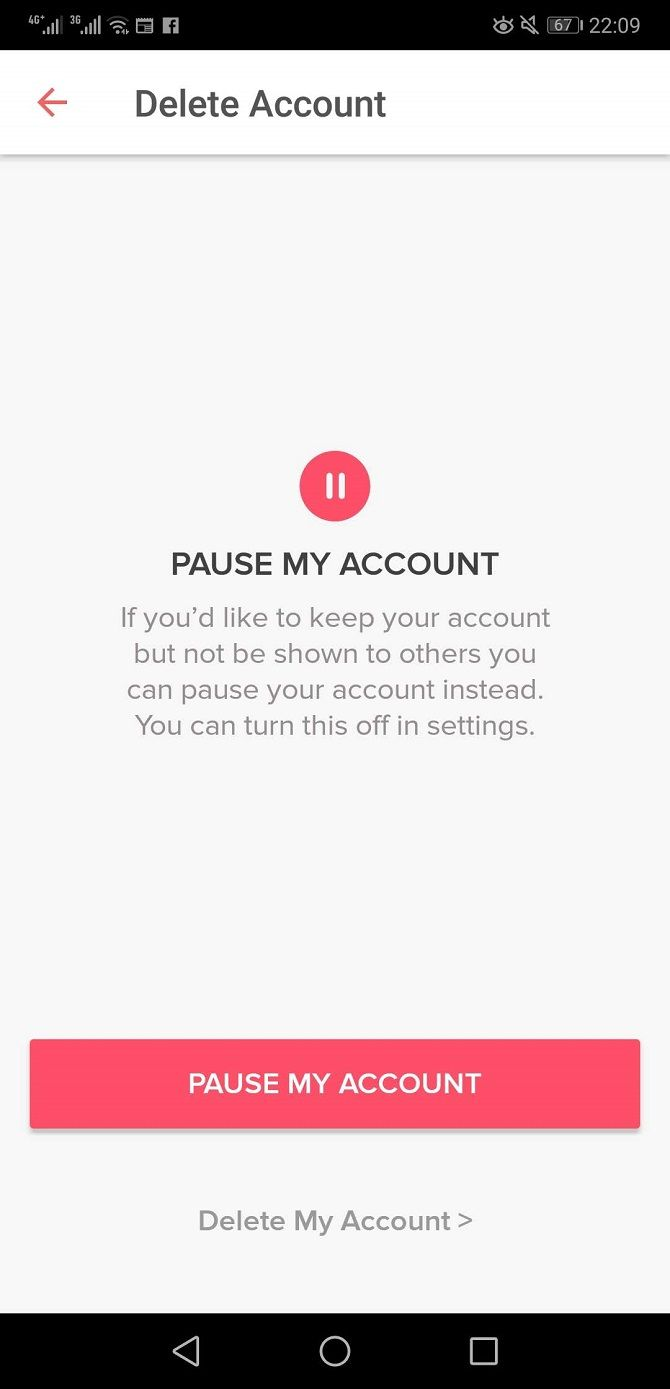 How to Delete Tinder Once and for All