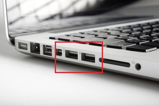 Cách sử dụng Flash Drive trên cổng USB Windows 10 670x445