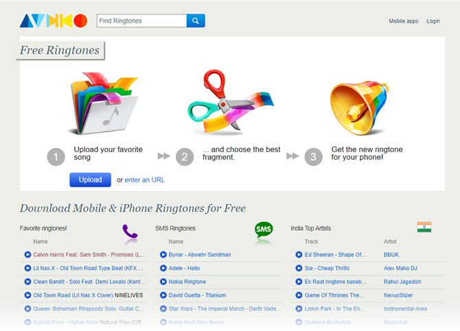 Get Free Ringtones for the iPhone With These Sites » LTV Tech