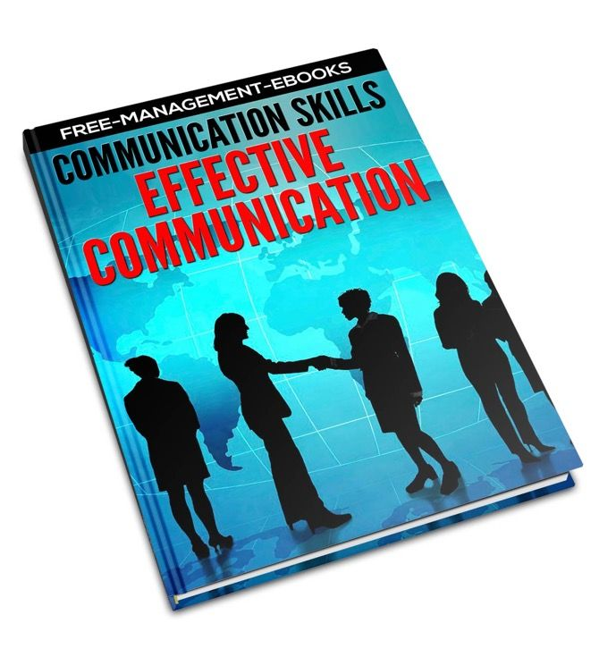 Effective Communication free ebook