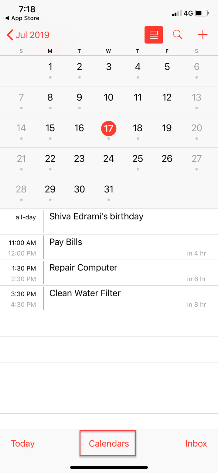 How to Sync Google Calendar With Your iPhone