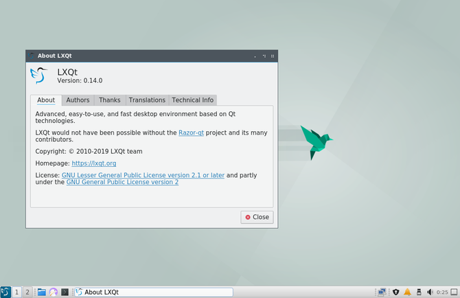 What Is LXQt? The Most Lightweight Linux Desktop Built Using Qt