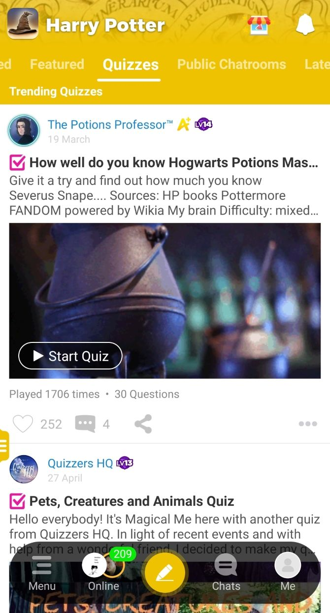 The 10 Best Harry Potter Apps for Android and iOS