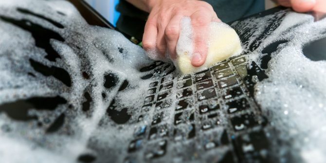 How to Clean Your Keyboard Once and for All