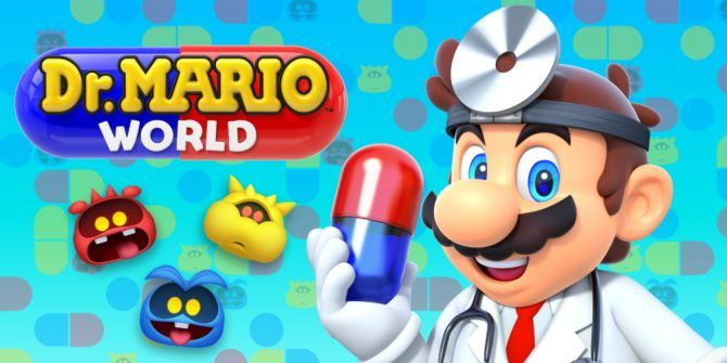 You Can Now Play Dr. Mario World on Your Mobile